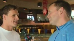 CTV BC: Olympian Ryan Lochte on swimming and TV