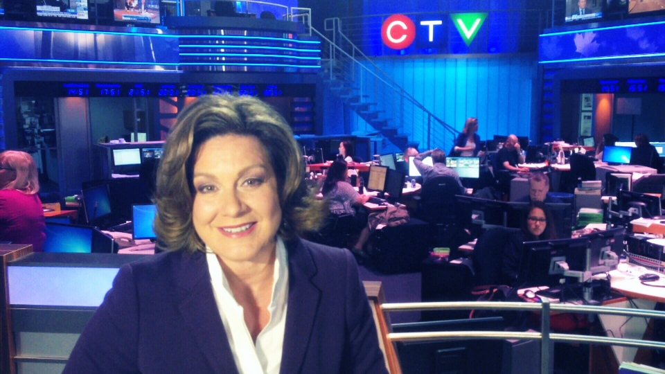 Lisa LaFlamme honoured as one of Canada's most powerful ...