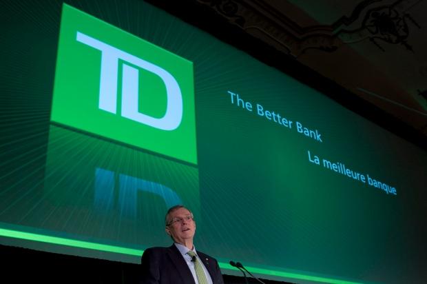 TD Bank Ed Clark
