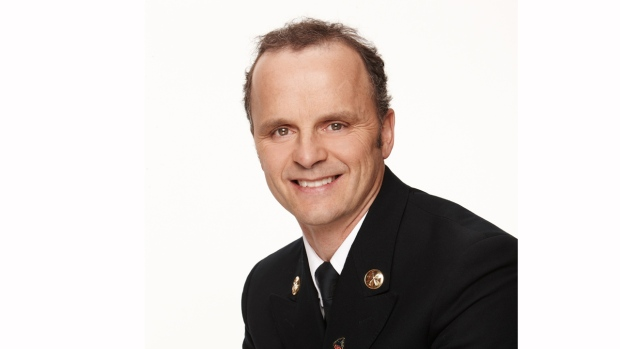 Francois Illas New Tradition: Montreal Names New Fire Department Chief