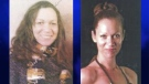 Tavira Harford, 31, is seen in this family handout photos released by the Owen Sound Police Service.