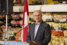 Gerry Ritz on meat labelling regulations