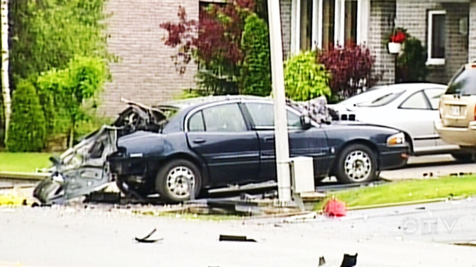 A witness at Quebec's corruption inquiry has described how his car was once blown up when he ran afoul of an asphalt cartel.