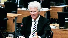 Gilles Theberge testifies at Quebec's corruption