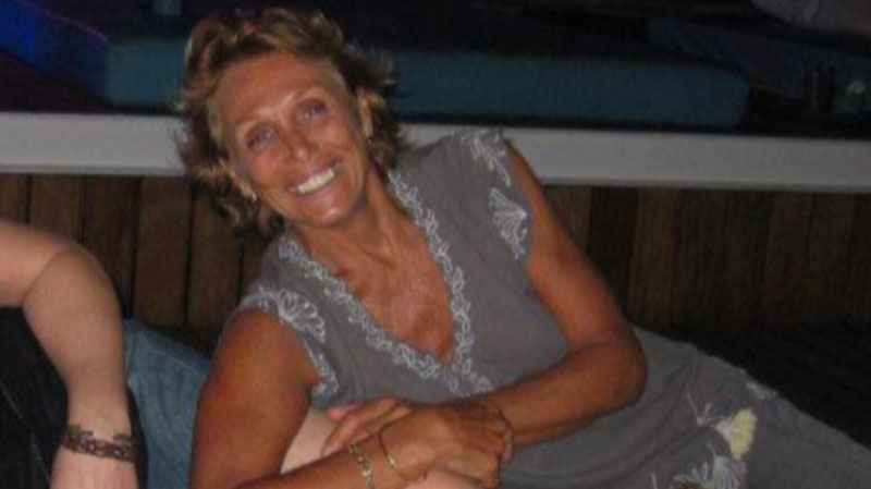 Friends identify the woman found murdered in Mexico this week as former B.C. policewoman Lynn Earle. May 23, 2013. (CTV)
