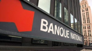 A branch of the National Bank is shown in Montreal in this 2011 file photo. (Ryan Remiorz/THE CANADIAN PRESS)