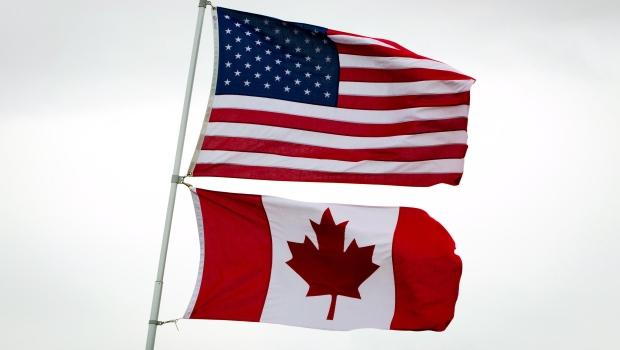 Canada-U.S. border