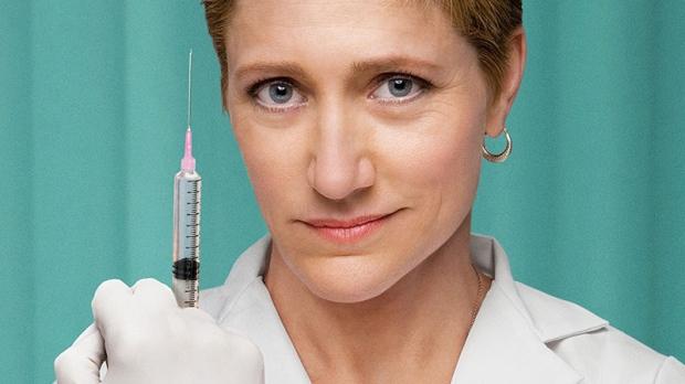 Edie Falco Dispenses Strong Medicine In Nurse Jackie Ctv News