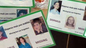 CTV Montreal: Spotlight shines on missing children