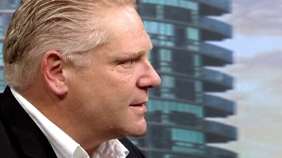 Toronto Councillor Doug Ford denies allegations