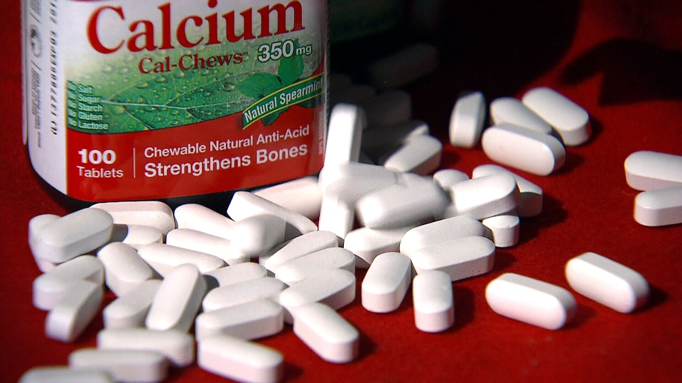 Canadian researchers have found a link between taking calcium supplements and a longer lifespan.