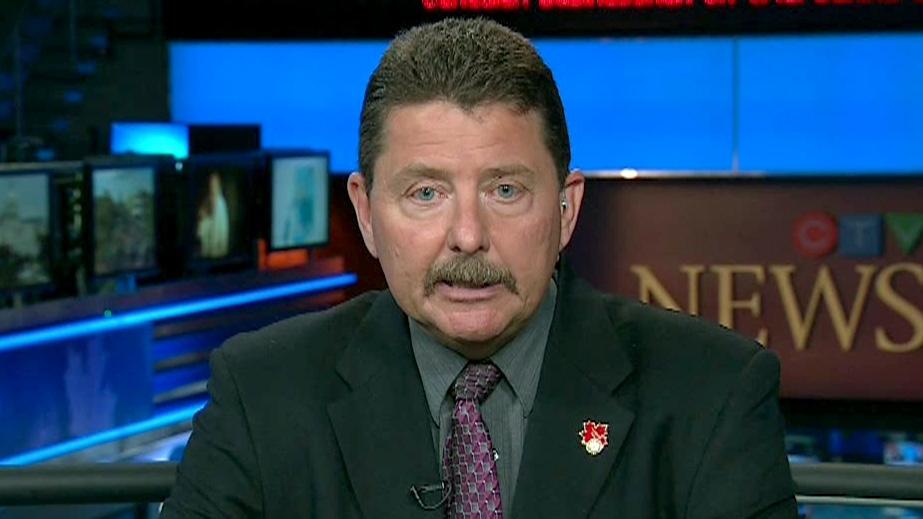 Garry Clement, former RCMP superintendent