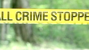 CTV Barrie Crime Stoppers Police Tape Generic