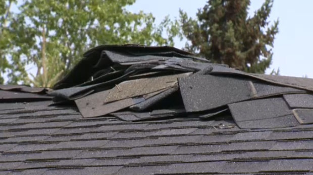roof, shingles, roofing error, Linda Cox