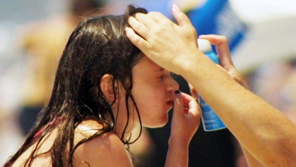 Lifetime: Dangers of popular aerosol sunscreen