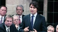Justin Trudeau question period