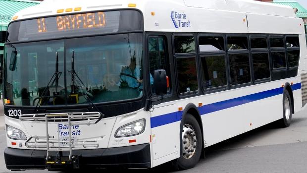 Ctv Barrie Transit Generic  Jpg