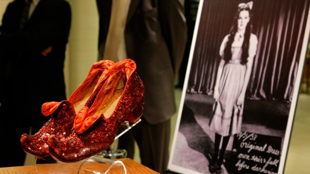Smithsonian To Loan Of Dorothy S Ruby Slippers To London