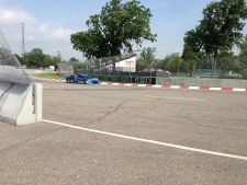 Detroit Belle Isle Grand Prix track