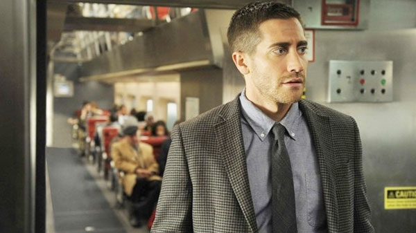 Jake Gyllenhaal in Summit Entertainment's 'Source Code.'