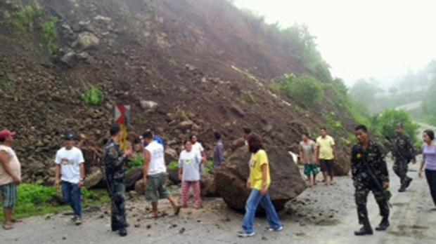 Earthquake hits Taiwan, Philippines