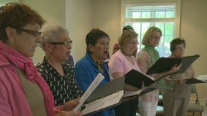 CTV Montreal: Power of One: Opera singers voices