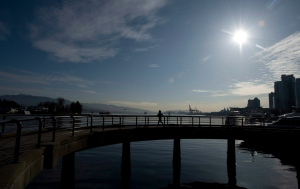 After Canadians experienced the hottest summer on record last year, the latest long-range forecast from Environment Canada is calling for temperatures this year to still be on the warm side, but closer to normal.  (Jonathan Hayward / THE CANADIAN PRESS)
