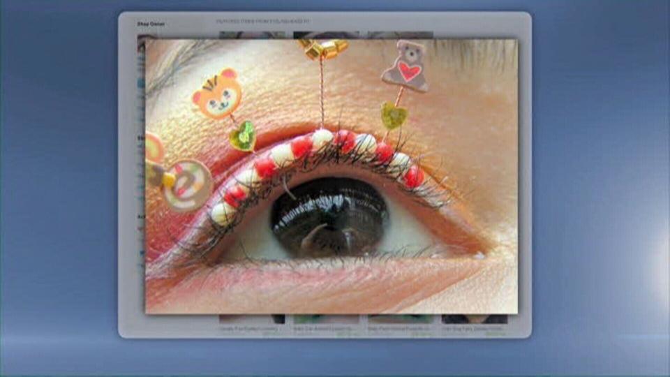 Eyelash Enhancements Latest Beauty Craze Comes With Risk Ctv