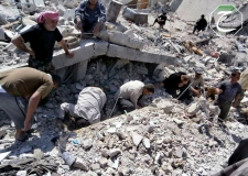 Syrian doctor says wounded need to be evacuated
