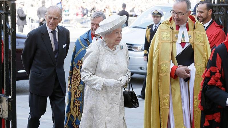 Queen Elizabeth Ii And Prince Philip 2013 Royals mark 60th anniv...