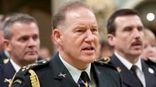 Chief of Defence Staff General Walt Natynczyk