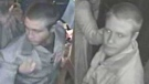 London police released these images of the third of three suspects being sought in connection with a robbery in March 2013.