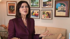 Commissioner Ann Cavoukian speaks to CTV News on Wednesday, June 5, 2013.