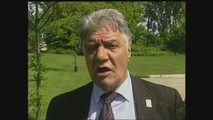 London Mayor Joe Fontana