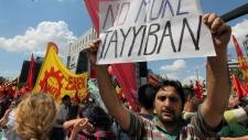 Turkey protest demands