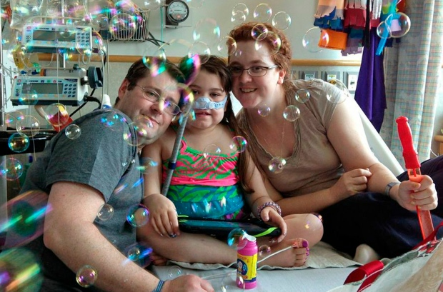 Lung transplant girl moved up the list