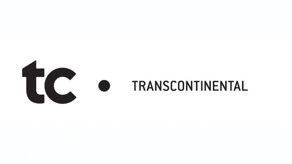 Transcontinental logo
