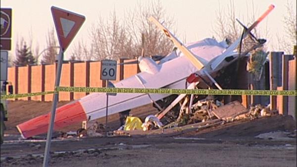 Saskatoon plane crash