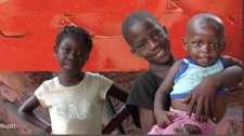 Abandoned children are given a second chance at life thanks to Mwana Villages. (PHOTO COURTESY: Mwana Villages)