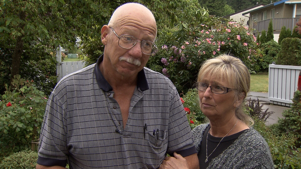 Mark and Rosemari Surraka are in the thick of a legal battle with the federal and provincial governments over their daughter Lisa Dudley's shooting death in 2008. They say the RCMP denied her Charter rights by not investigating the initial 911 call that reported shots fired at Dudley's Mission, B.C. home. (CTV)