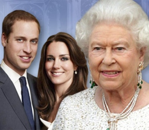 Royal family - digital extra crop