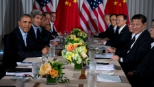 Barack Obama, Xi Jinping discuss cybersecurity