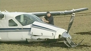 Innisfil Plane Crash DE