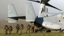 Japan holds unprecedented military exercise