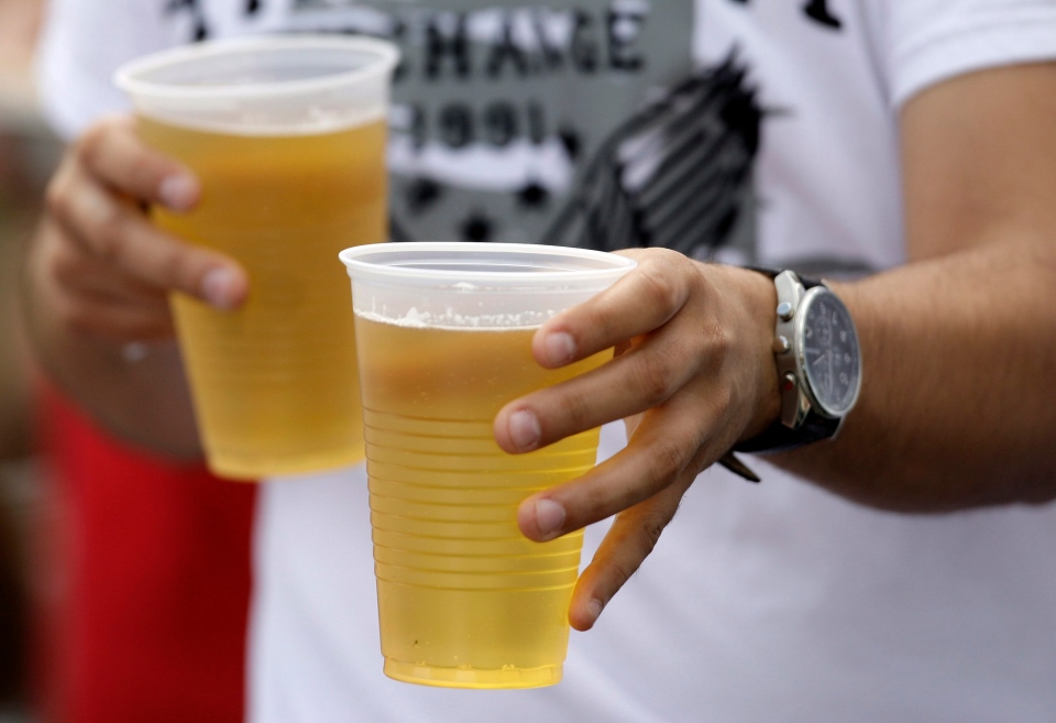 A dangerous new online drinking game has arrived in the Maritimes and has health officials concerned.