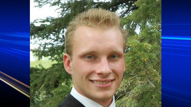 Officials have confirmed Nick Hoefnagels of Cochrane is one of two men missing in southeastern B.C. (photo courtesy: Facebook)