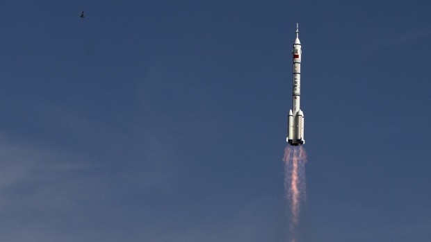 In China failed launch of the first commercial rocket