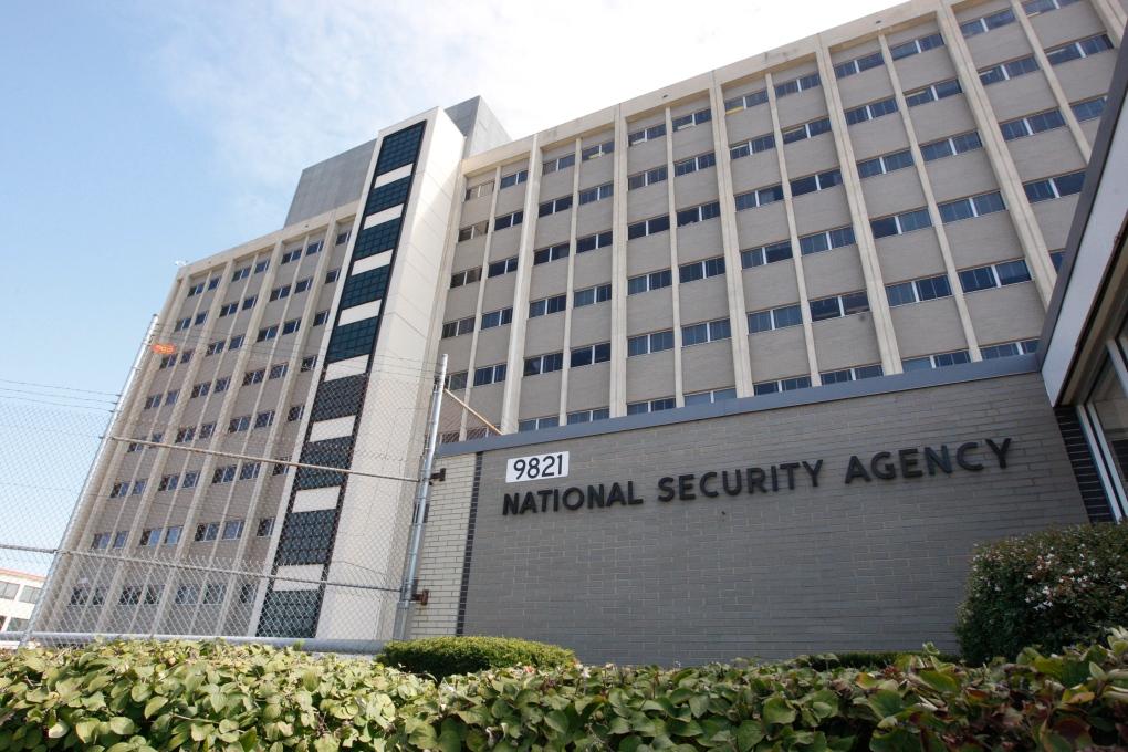 NSA building
