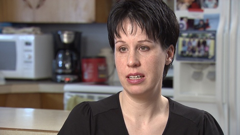 Chrissy Thom, speaks about her six year old son Liam, who lives with a condition so extremely rare, that at one time he was the only confirmed case in Canada. March 30, 2011 (CTV)