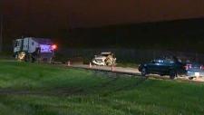 Driver killed in crash